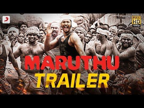 Maruthu Tamil Movie Starring Vishal, Sri Divya And Music By D Imman