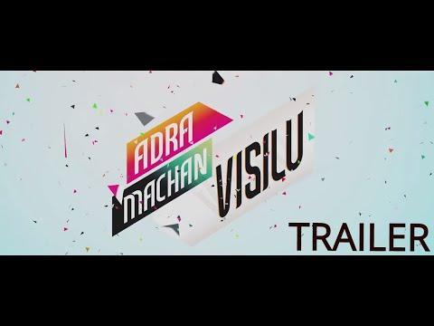Adra Machan Visilu Starring Shiva, Naina Sarwar, And PowerStar